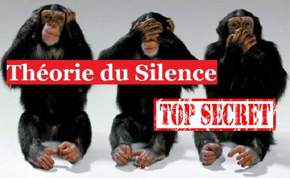 THÉORIE DU SILENCE - TOP SECRET : Liste des documentaires