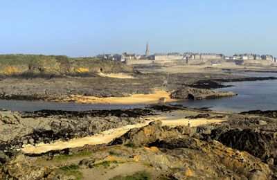 Photographies panoramiques Saint Malo Grand Format