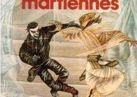 Chroniques Martiennes de Ray Bradbury