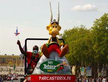 Asterix à Versailles