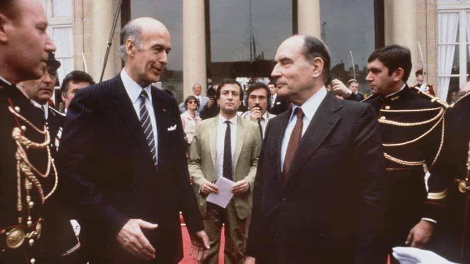 """""""Valery GISCARD D'ESTAING , un président entre modernité et conservatisme : un rdv manqué avec l'Histoire» par Amadou Bal BA - http://baamadou.over-blog.fr/"""