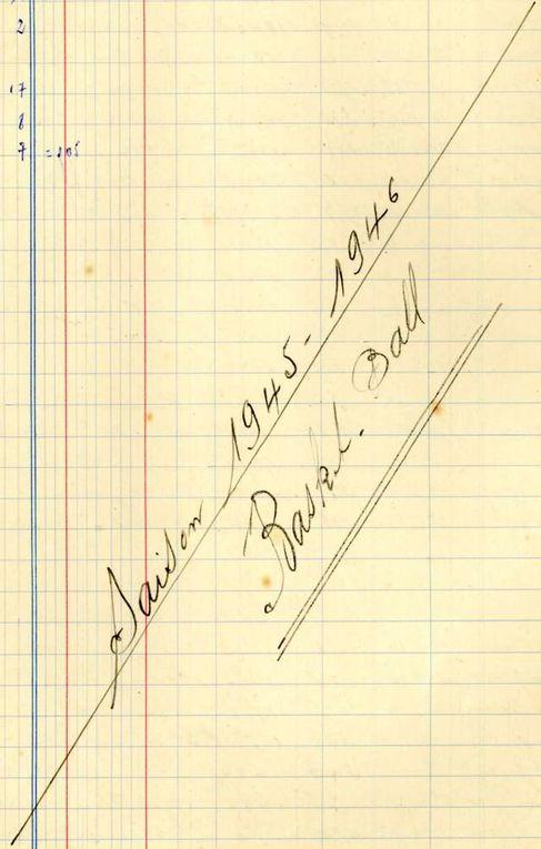 Album - Licenci-s-Basket-de-1927---1963