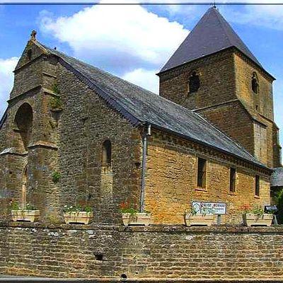 Eglise fortifiée de CHEVEUGES