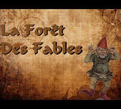La Forêt Des Fables - les lutins