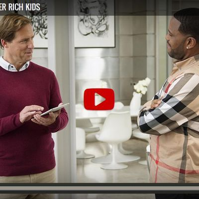 black-ish Season 2 Episode 22 Super Rich Kids