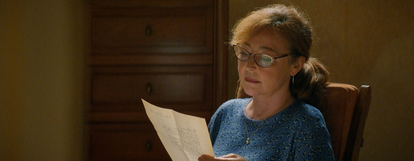 Des Hommes : Catherine Frot