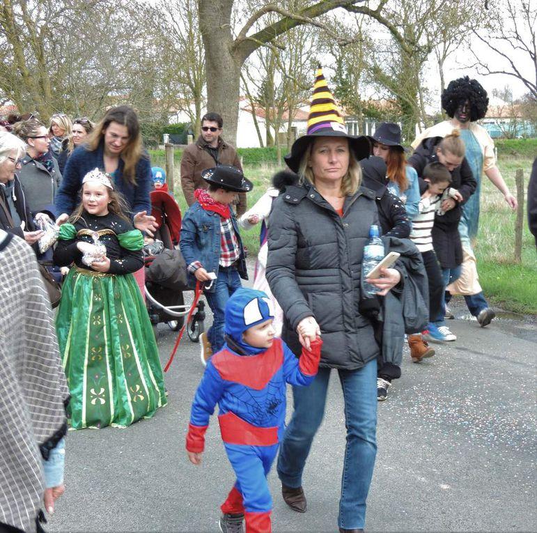 Carnaval de l'école - Samedi 17 mars