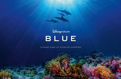 BLUE de Keith Scholey et Alastair Fothergill via Disneynature [critique]