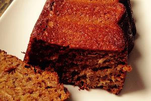 Recette cake banane figue