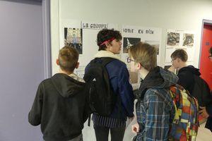 """A la découverte de l'exposition """"Devoir de mémoire - Voyage à Auschwitz-Birkenau"""""""
