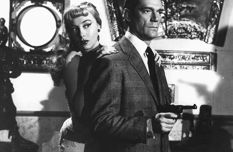 LA MÔME VERT-DE-GRIS - Bernard Borderie (1953)