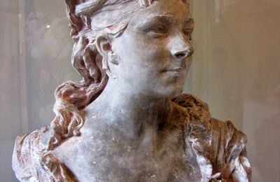 Adèle Isaac en Manon Lescaut, musée Rodin