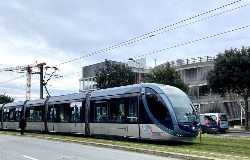 Prolongement du tram A