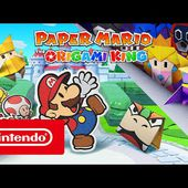 Paper Mario: The Origami King - Sortie le 17 juillet ! (Nintendo Switch)