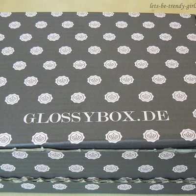 Glossybox yey :)