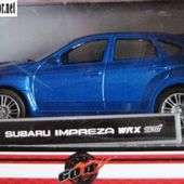 SUBARU IMPREZA WRX STI SAICO 1/43 - car-collector.net