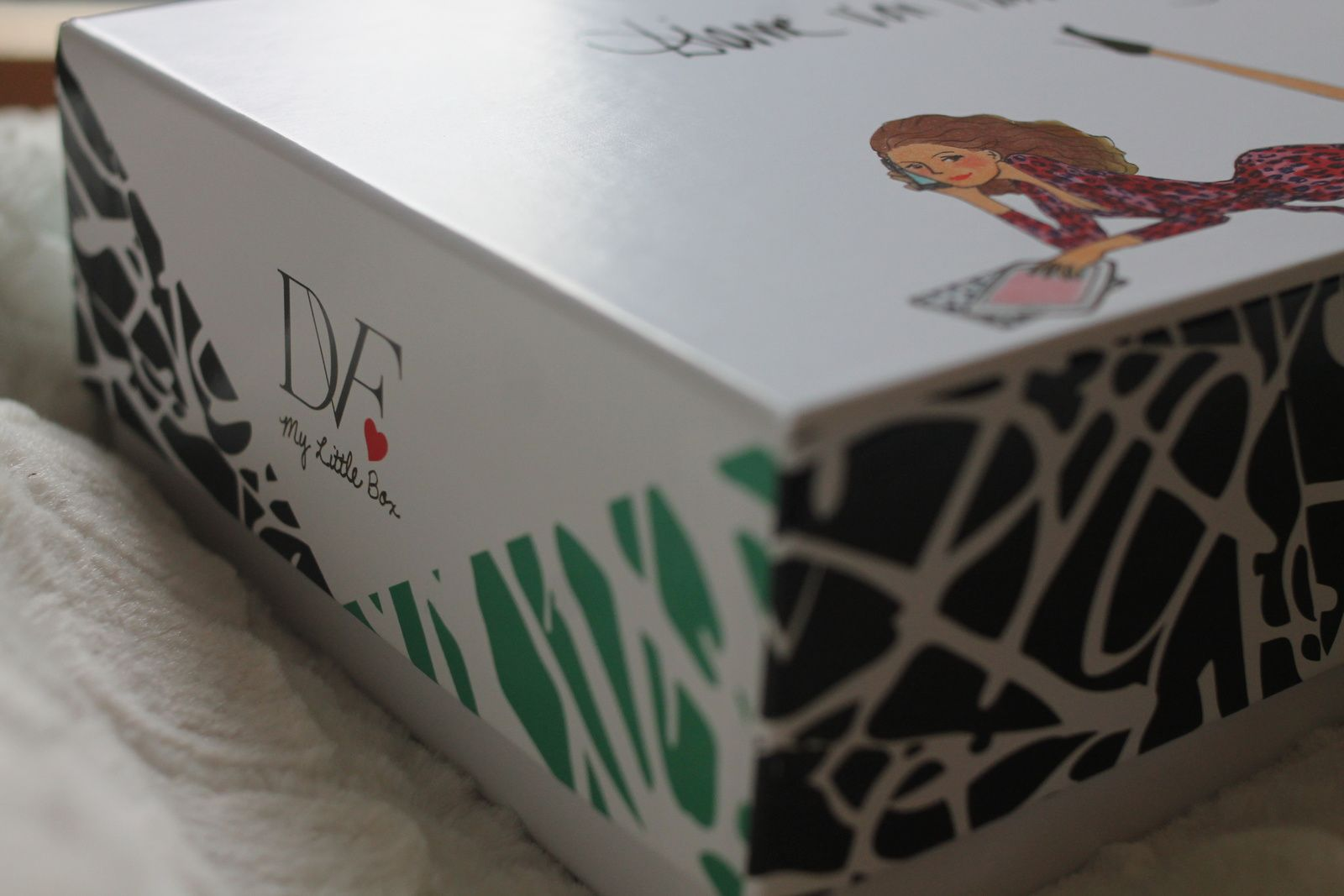 My Little box by Diane Von Furstenberg...