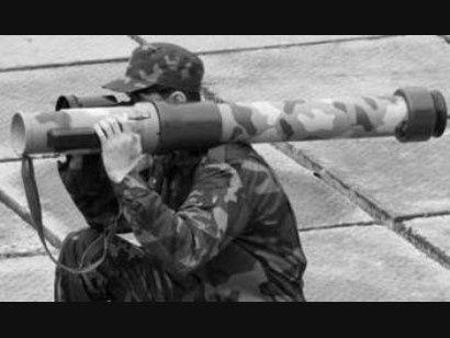 Le Hachem RPG-32 jordanien est unique au monde
