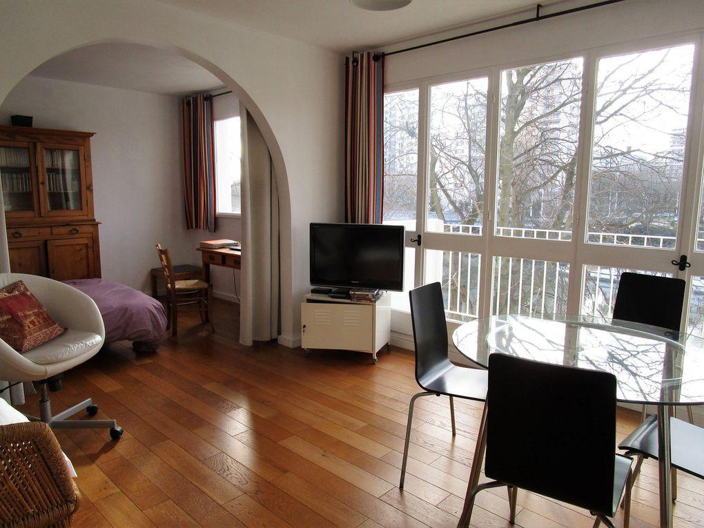 VENDU : Appartement à L'ILE ST DENIS (93450) 1 pièce de 38 m²