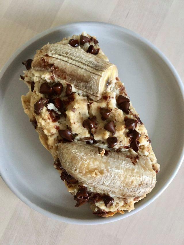 Banana bread sans gluten 🍌