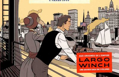 La fortune des Winczlav T1, retour sur les origines de l'empire Largo Winch