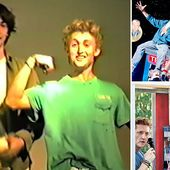 Never-before-seen audition tapes from Bill & Ted's Excellent Adventure