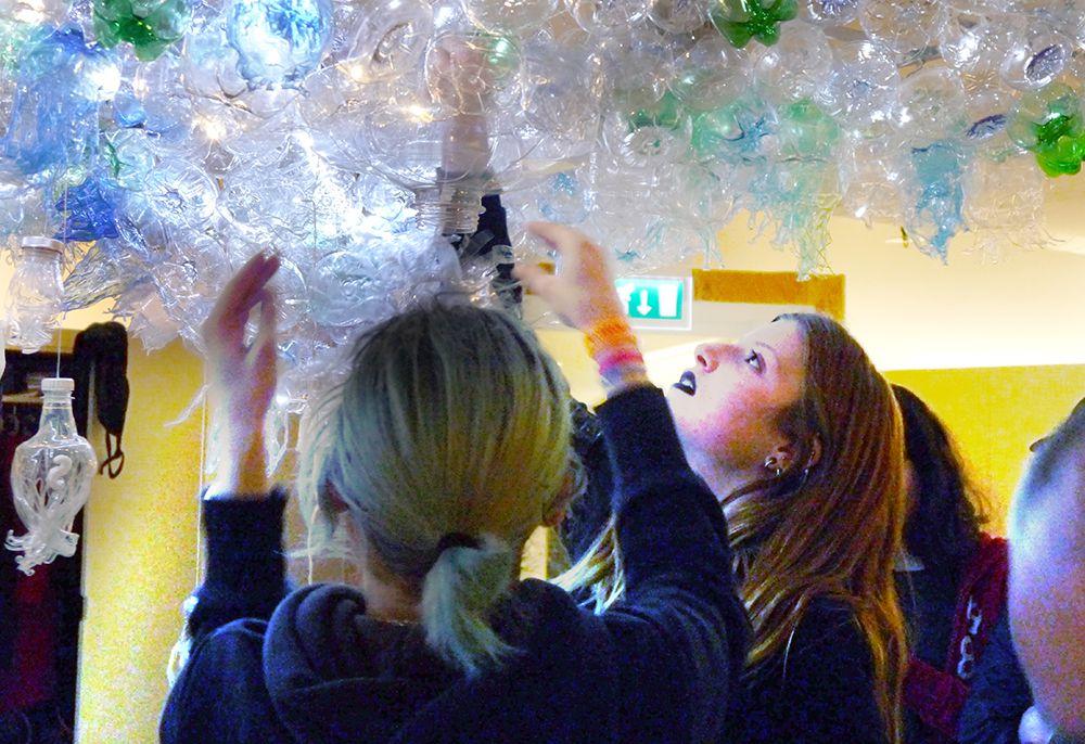# 7ème continent  # vortex  # plaque de déchets plastiques # the great pacific garbage patch # seventh continent # plastic soup # plastic patch, # trash vortex # gyres patches # ml bruneau # artiste art et environnement # art et recyclage