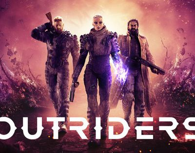 [Test] Outriders (PS5)