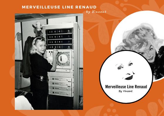 PHOTOS: Line Renaud en 1972