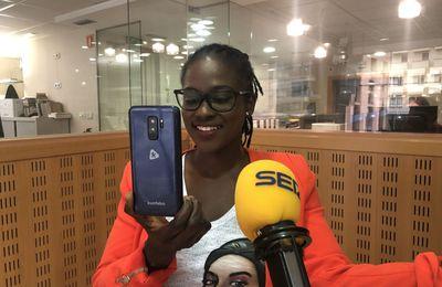 Une guinéenne créé le smartphone KUNFABO