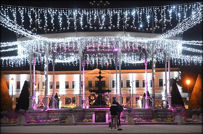 Les illuminations angevines - Noel 2020