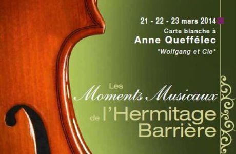 La Baule - Les Moments Musicaux, du 8 au 10 novembre 2013