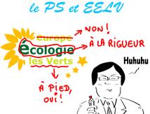 Cohabitation difficile entre le PS et Europe Ecologie Les Verts ...