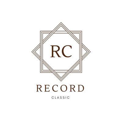 Rc Record Classic Label