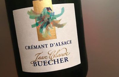 Crémant collection 2005 Jean-Claude Buecher
