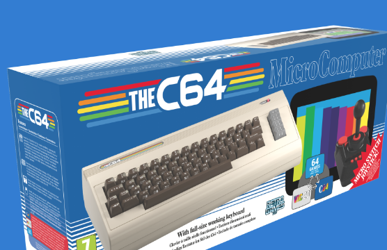 TheC64 toujours plus fort
