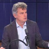 """Covid-19 : """"Quand on vend tout au privé, on est privés de tout, et aujourd'hui, on est privés de vaccins"""", s'insurge le député communiste Fabien Roussel"""