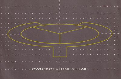 08 octobre 1983: Yes - Owner of a Lonely Heart