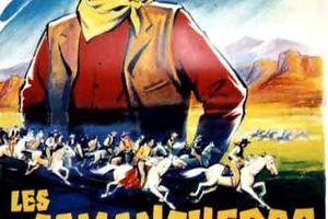 LES COMMANCHEROS (The comancheros)