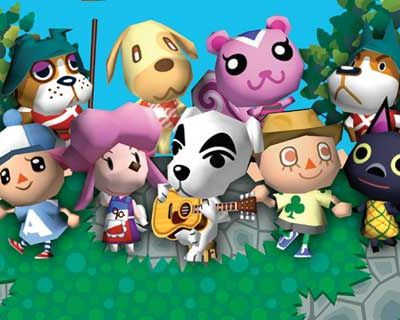 Chapter 4 - Animal Crossing