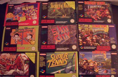Retrogaming : Partie 2/4, la Super Nintendo