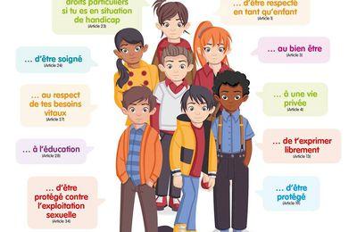 Journée internationale des droits de l'enfant : tous les enfants ont le droit d'être protégés