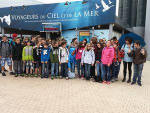 Voyage 5ème - Poitiers
