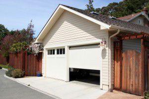 The benefit of installing a brand new garage door