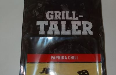 Lidl Grill Meister Grill-Taler Paprika Chili pikant