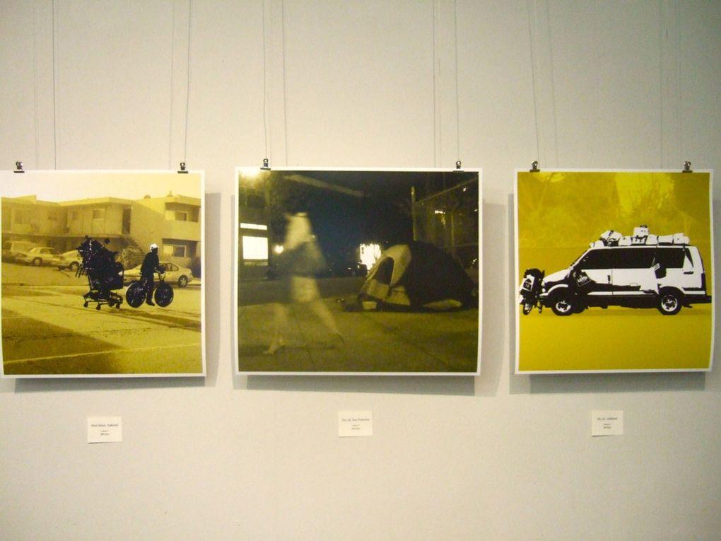 Viel Unerwartetes zu sehen bei Kathrin Fesers Ausstellung im Würzburger Kulturspeicher