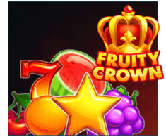 machine a sous Fruity Crown logiciel Playson