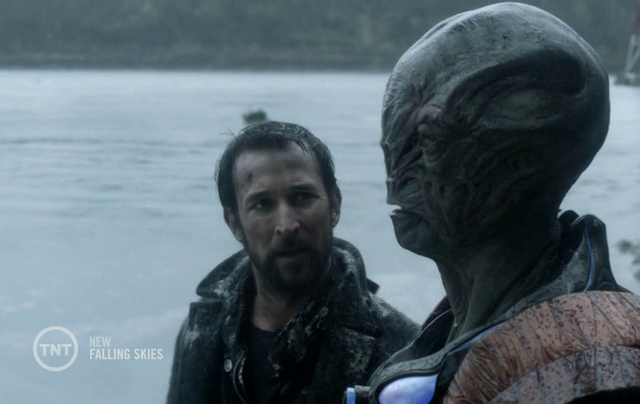 Critiques Séries : Falling Skies. Saison 3. Episode 9. Journey to Xibalba.