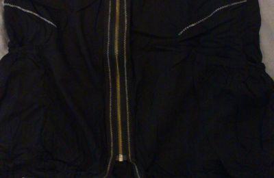 Jupe noire Lola Espeleta