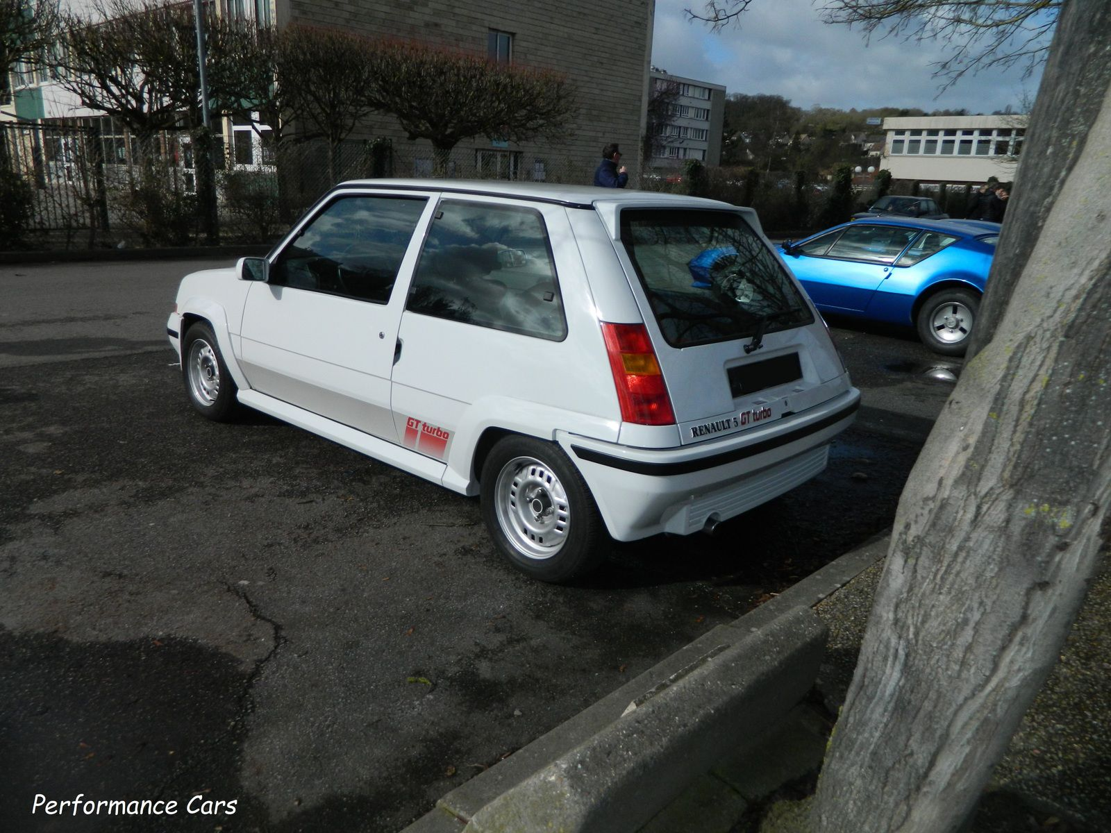 GT turbo by Renault